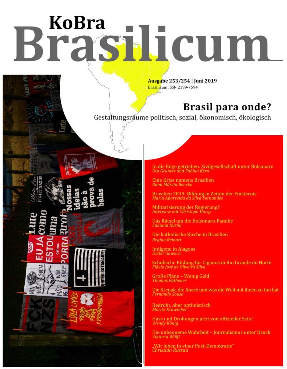 253/254 | Brasil para onde?
