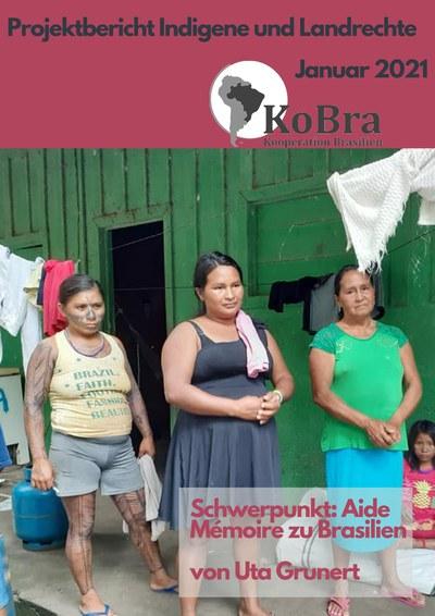 Dossier Indigene und Landrechte - Januar 2021