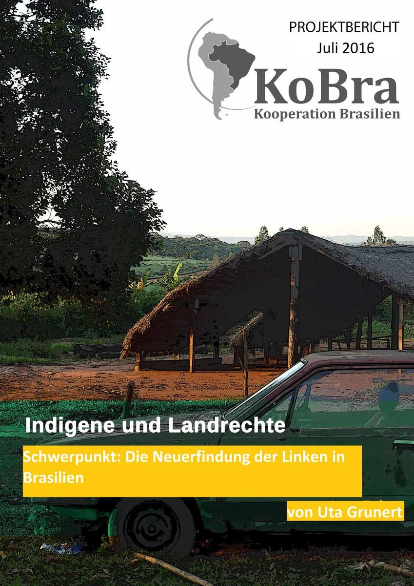 Indigene und Landrechte - Juli 2016
