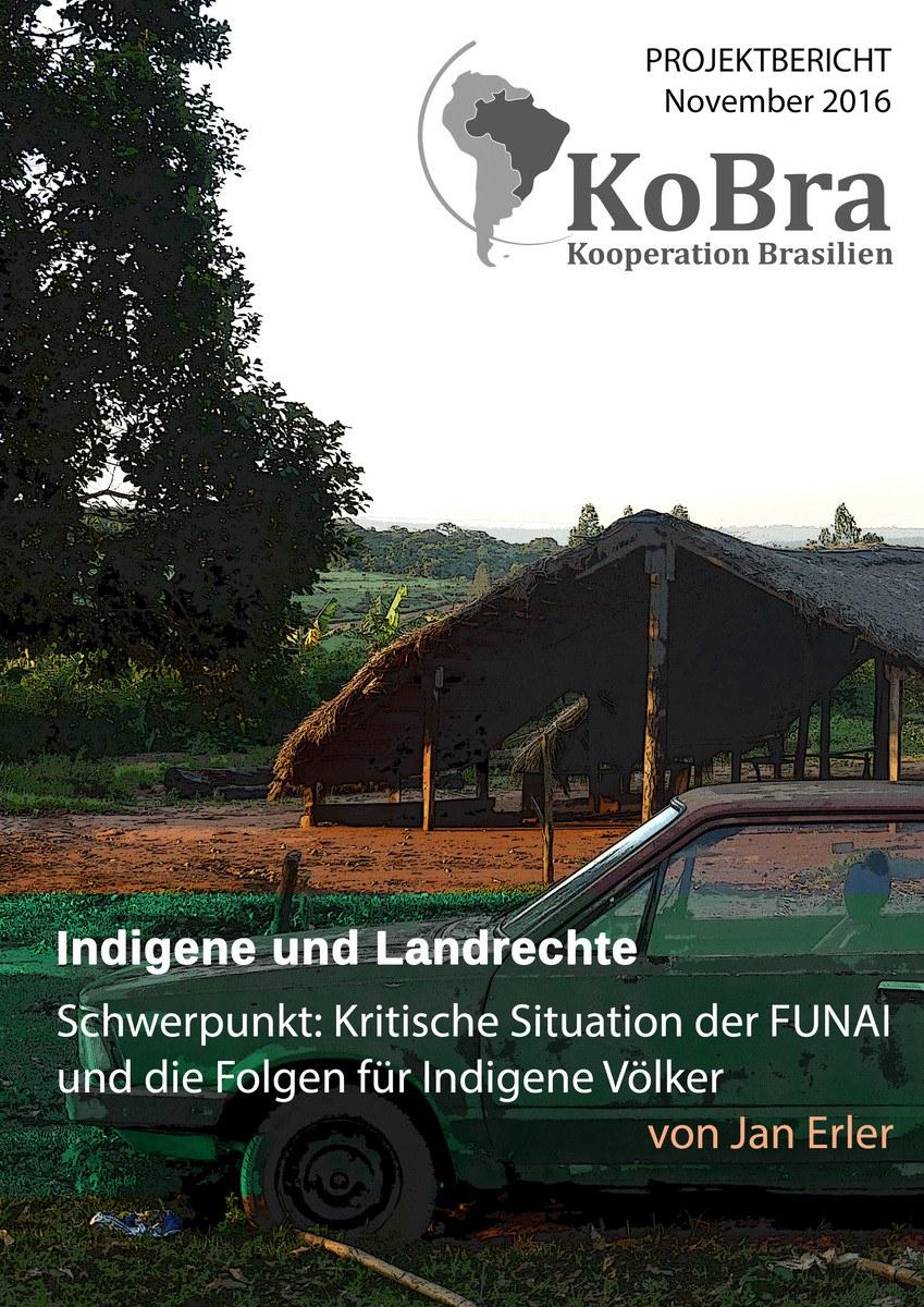 Indigene und Landrechte - November 2016