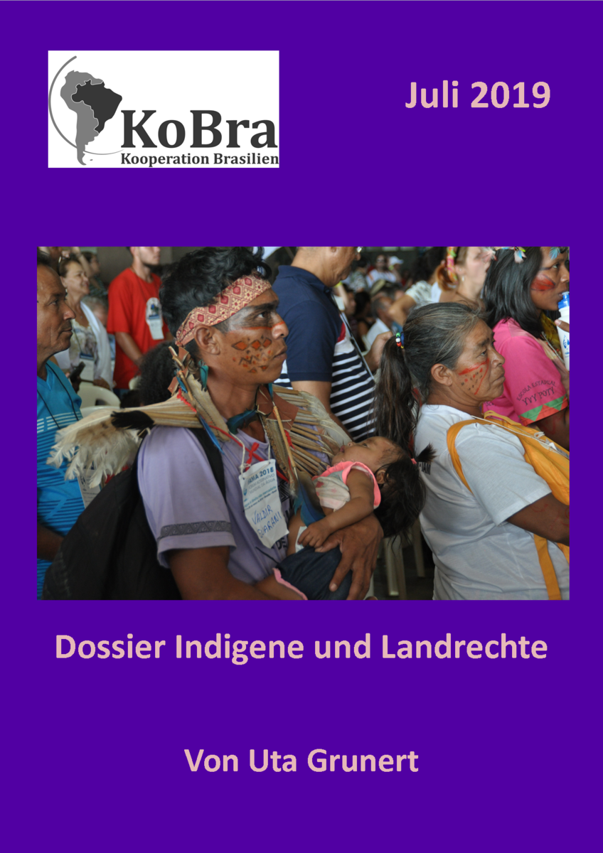 Indigene und Landrechte Juli 2019