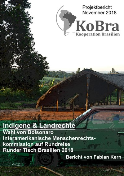 Indigene und Landrechte - November 2018