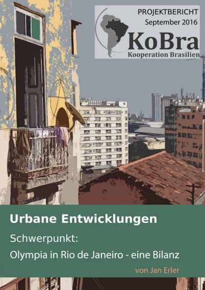 Urbane Entwicklungen - September 2016