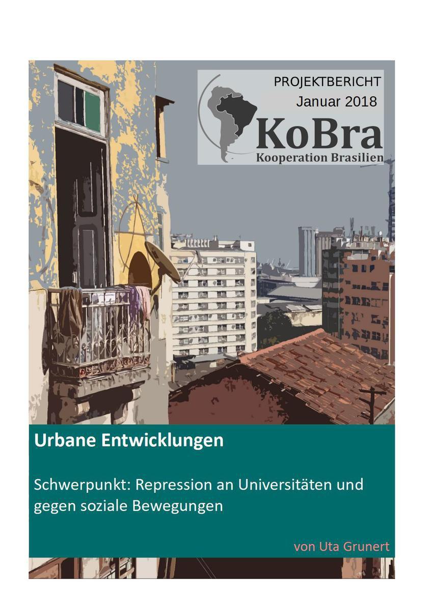 Urbane Entwicklungen Januar 2018