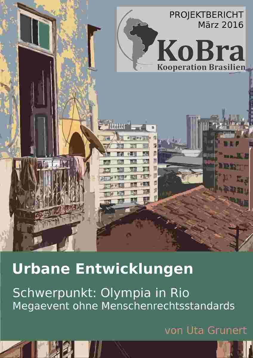 Urbane Entwicklungen - März 2016