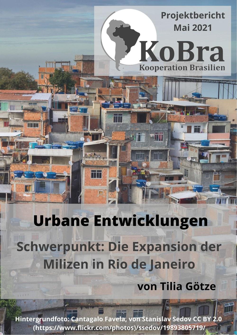 Urbane Entwicklungen - Mai 2021
