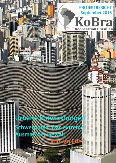 Urbane Entwicklungen September 2018