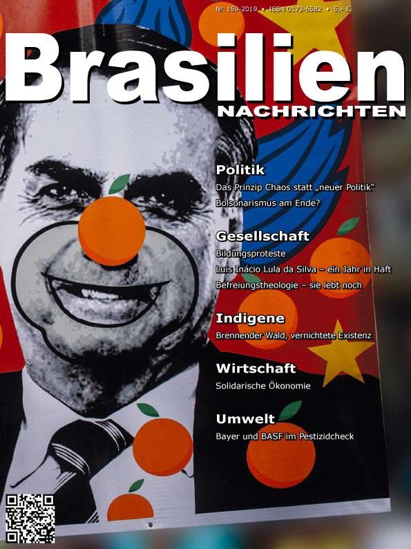 BrasilienNachrichten Nr. 159