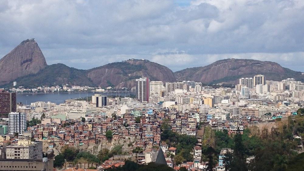 Corona in Brasilien