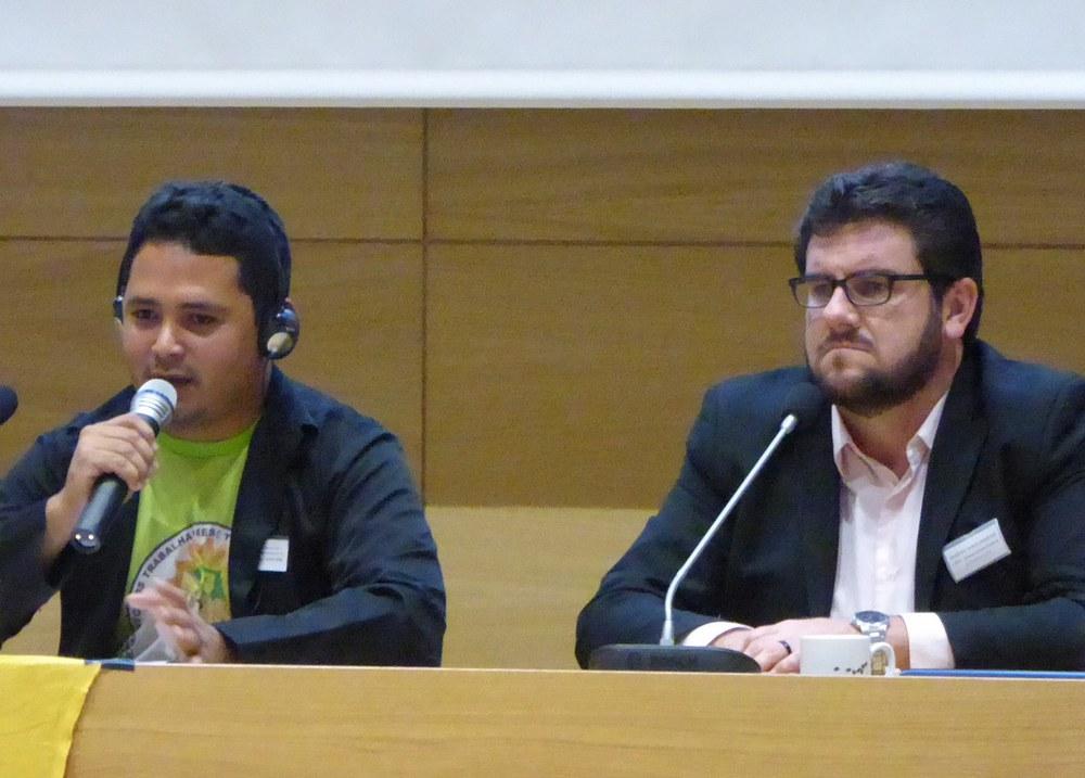 Brasil de Fato berichtet über den Runden Tisch Brasilien