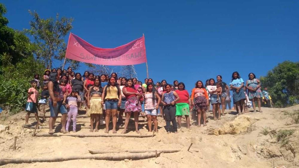 Indigene sind besonders von Corona betroffen