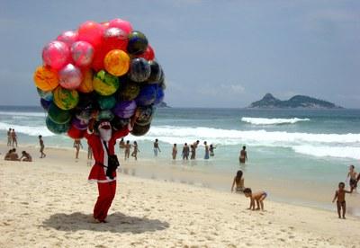 [Podcast] Der Weihnachtsmann an der Copacabana