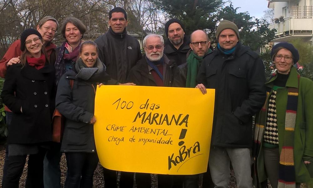 100 Tage nach dem Dammbruch bei Mariana