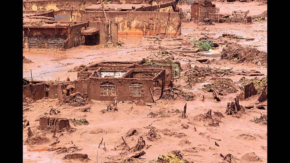[+1C@fé] Größte Umweltkatastrophe Brasiliens