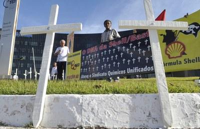 500-Millionen-Klage gegen BASF und Shell geht weiter
