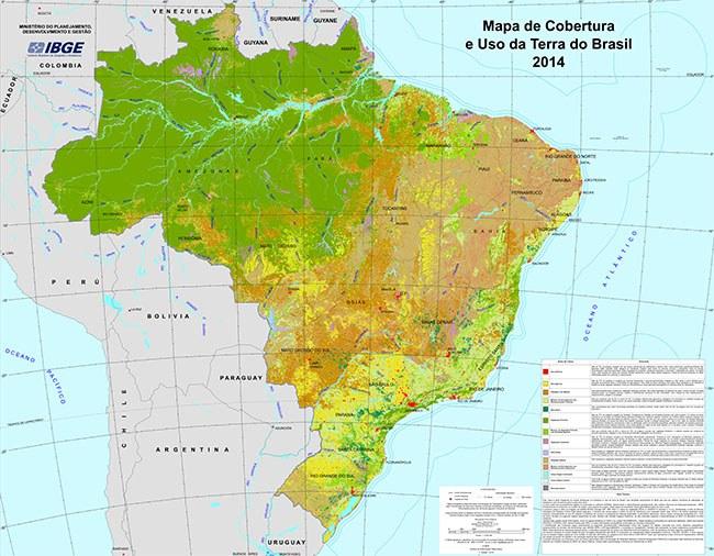 Agrarfront in Brasilien schreitet voran