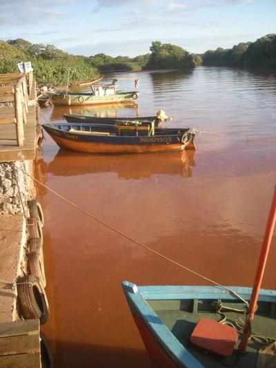 Am bittersüssen Fluss