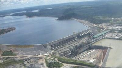 [+1C@fé] Nachhaltig ist so was nicht – Wasserkraftwerke im Amazonas