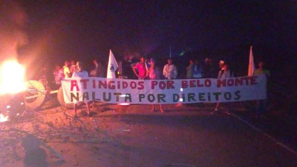 Staudamm Belo Monte: Betroffene blockieren aus Protest die Transamazônica