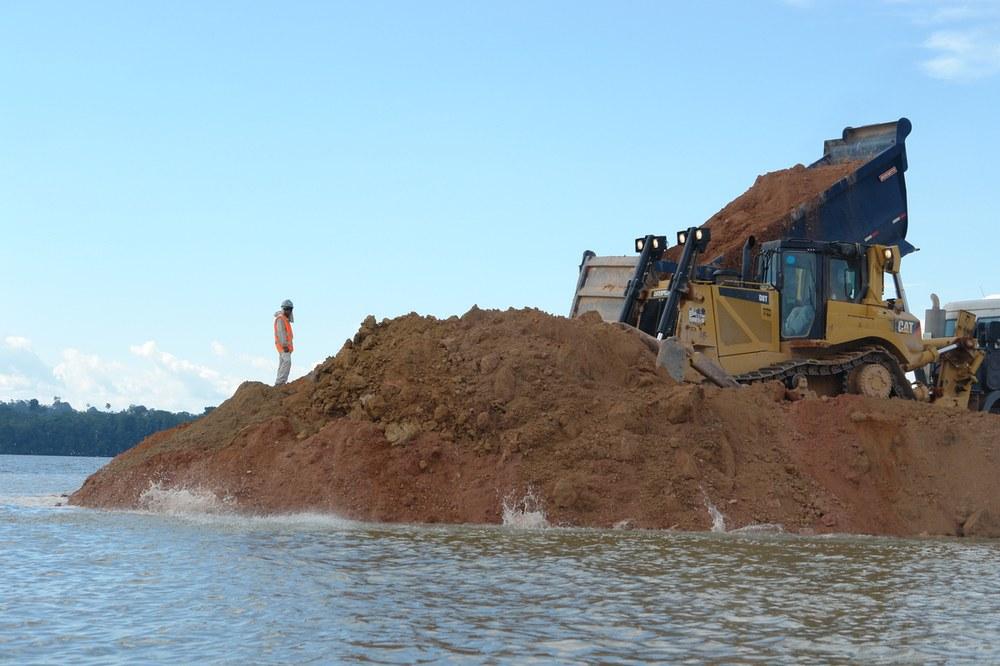 Staudammbau Belo Monte erneut gerichtlich gestoppt