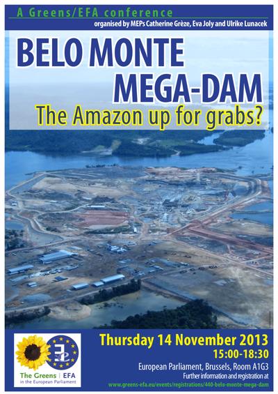 Brasilianischer Megastaudamm Belo Monte: Das Einfallstor