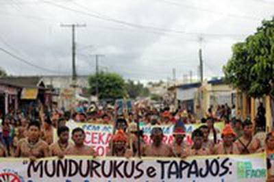 Bundesgericht: Freie, vorherige und informierte Konsultation der betroffenen Indigenen vor Beginn der Tapajós-Versteigerung