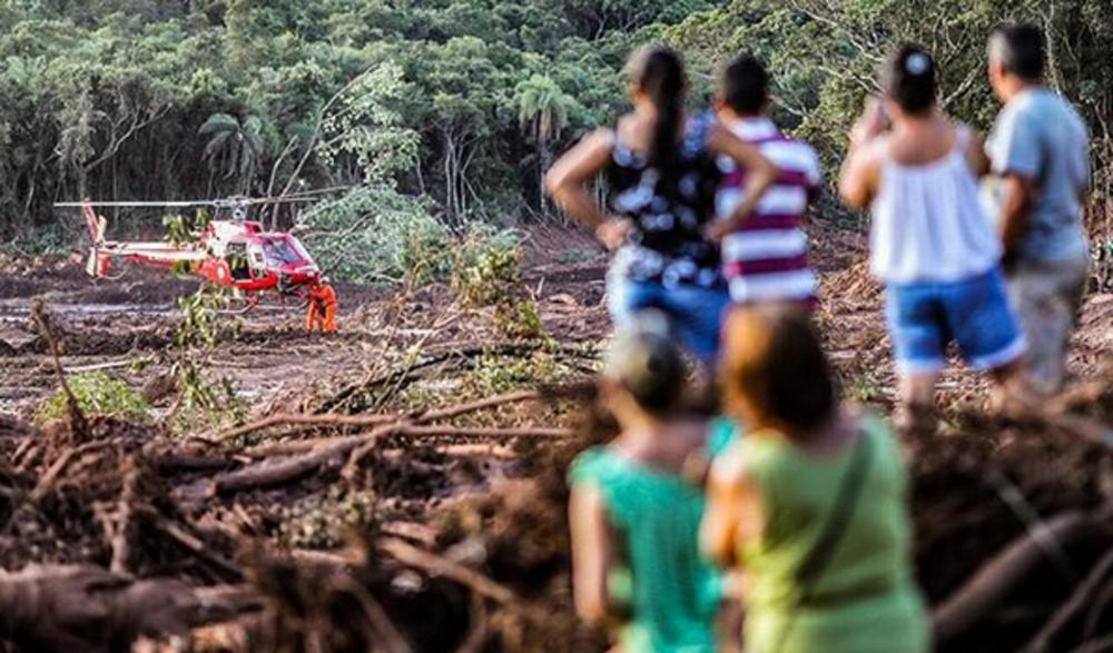 Der Dammbruch bei Brumadinho: Welche Verbindungen und Mitverantwortung gibt es seitens deutscher Konzerne?