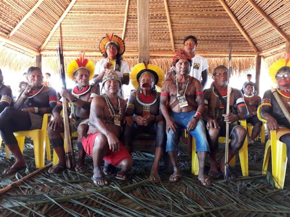 ERKLÄRUNG: Anklage des Volkes Munduruku