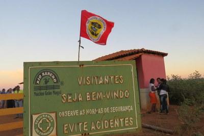 Geraizeiros besetzen Land im Norden von Minas Gerais