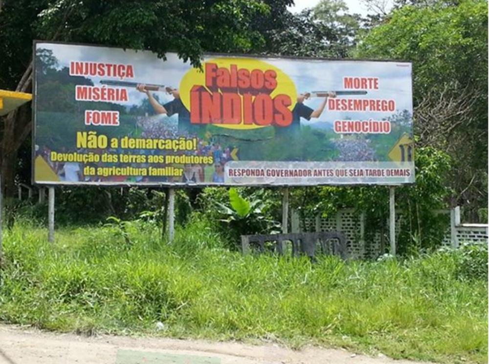 Indigene in Brasilien zum Abschuss freigegeben
