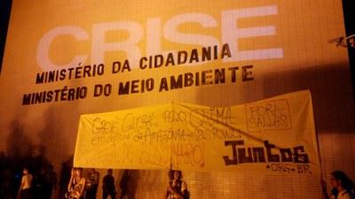 Klimaproteste in Brasilien