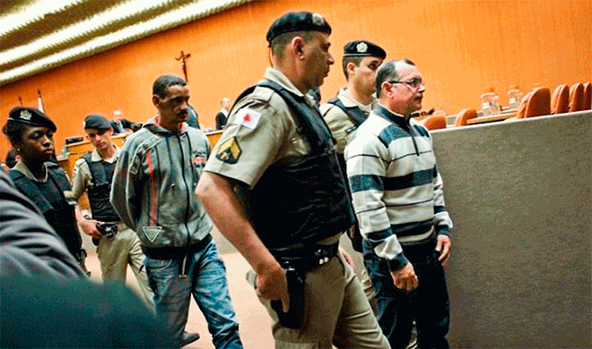 Landkonflikte in Brasilien: Gerechtigkeit im Fall Felisburgo? Auftraggeber des Massakers im Gefängnis.