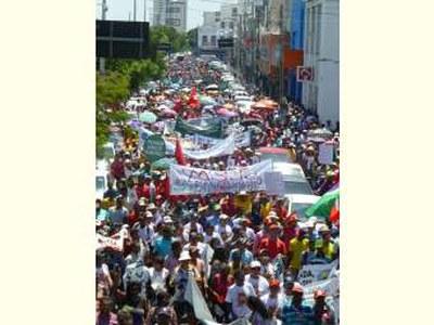 Leben mit dem Semi-Árido: 20.000 protestieren in Petrolina, Pernambuco, und Juazeiro, Bahia, für die Beibehaltung aller Rechte
