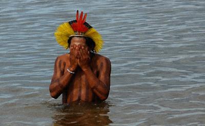 Neues Berggeschrey in indigenem Land