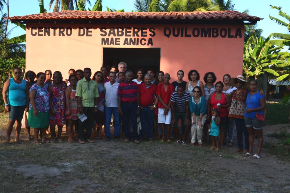 Quilombolas wehren sich gegen Erweiterungsplan der Raketen-Basis von Alcântara