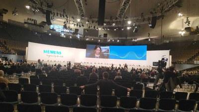 """Siemens: """"Handeln Sie, stoppen Sie den Ethnozid an der Indigenen Bevölkerung!"""""""