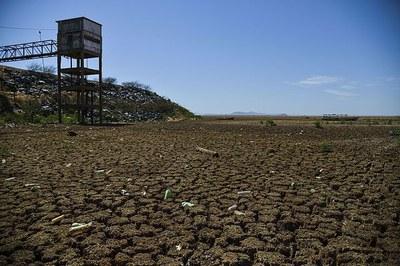 Staudamm Sobradinho speichert wegen anhaltender Dürre mehr Wasser
