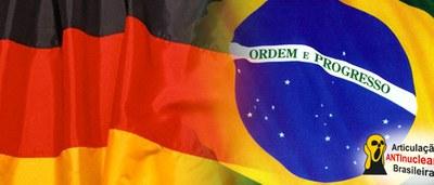 Unterschriften-Liste für die Kündigung des deutsch-brasilianischen Atomabkommens im Jahr 2014!