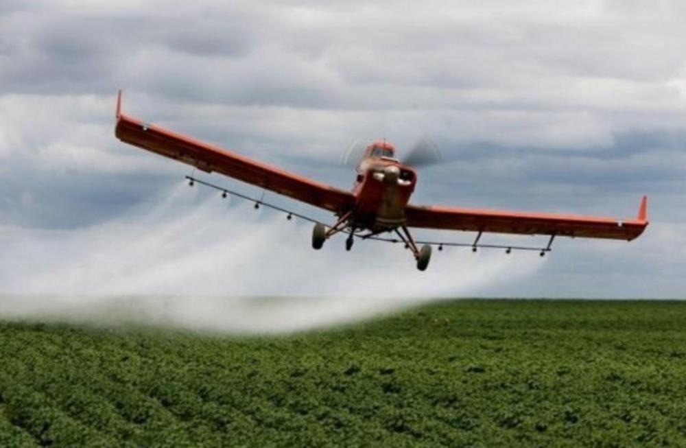 Verbot des Sprühens von Pestiziden aus der Luft in Ceará