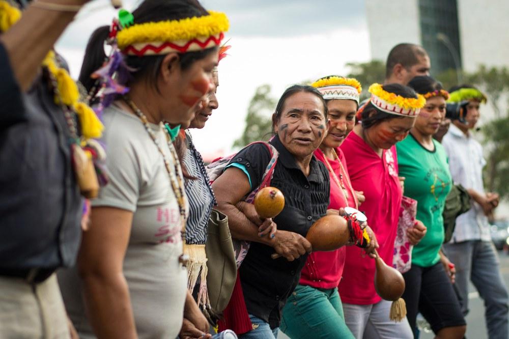 """Vollversammlung Aty Guasu der Guarani Kaiowá fordert """"humanitäre Barrieren"""" gegen menschenrechtsverletzende Agrarprodukte"""