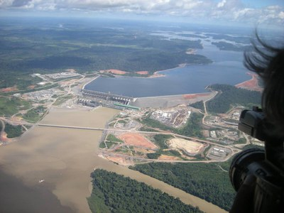 """""""Von jetzt an wird es keine großen Wasserkraftwerke mehr geben"""""""