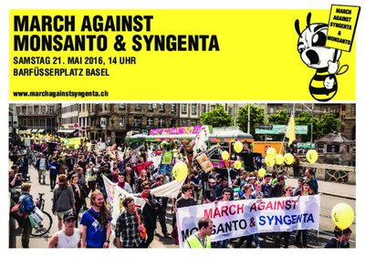 Vortrag: Syngentas Blutspuren in Brasilien