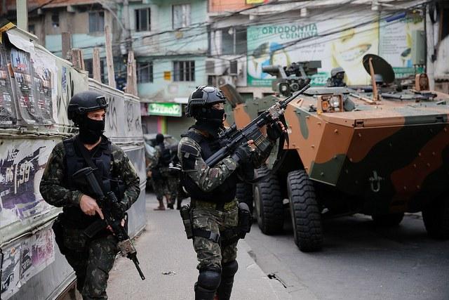 Brasilien vor den Wahlen: Strukturelle Gewalt als Dauerzustand?