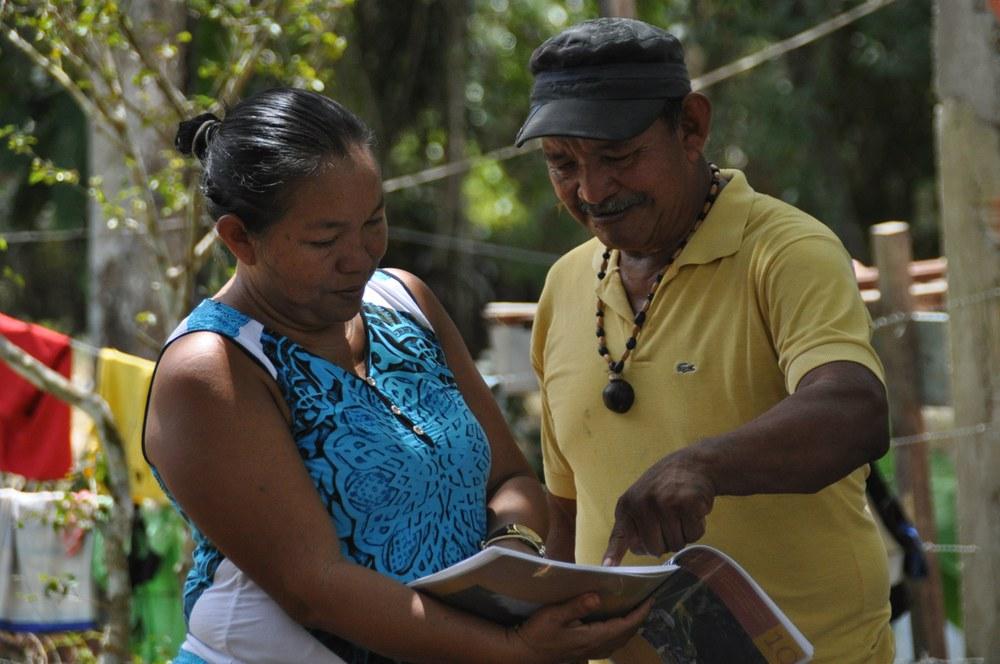 Das Projeto Nova Cartografia Social Amazônia (PNCSA) stärkt Autonomie von traditionellen Völkern und Gemeinschaften