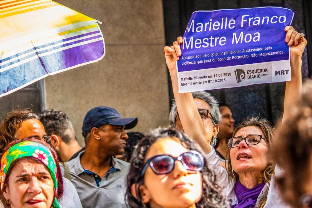 Die Sicherheitslage für Aktivist*innen in Brasilien ist angespannt