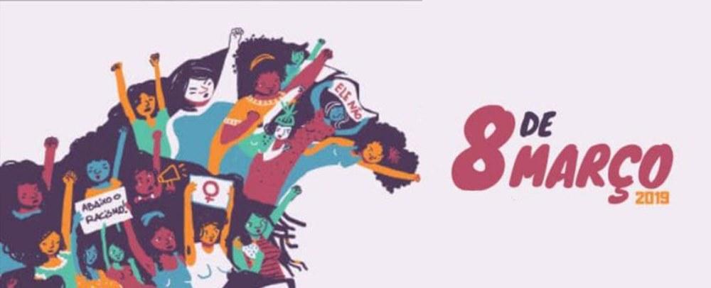 Auf die Straße für Frauen- und Minderheitenrechte