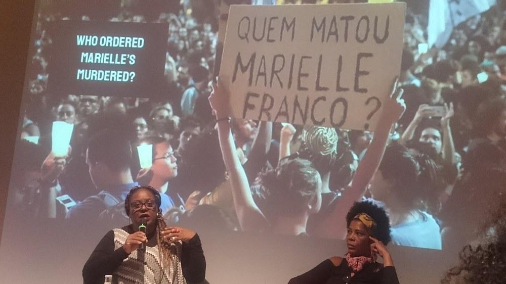 Schwarze Brasilianerinnen kämpfen gegen staatlichen Rassismus