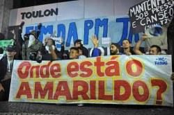 Mordanklage gegen Polizisten im Fall Amarildo