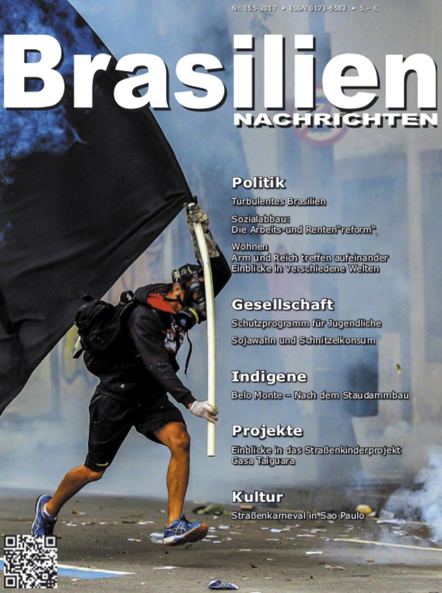 Neue Ausgabe der BrasilienNachrichten