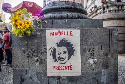 Wir fordern die umgehende und lückenlose Aufklärung des Mords an Marielle Franco